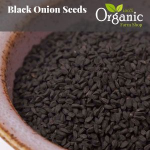 Black Onion Seed - Certified Organic