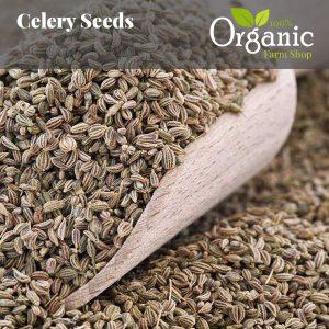 Celery Seed - Certified Organic