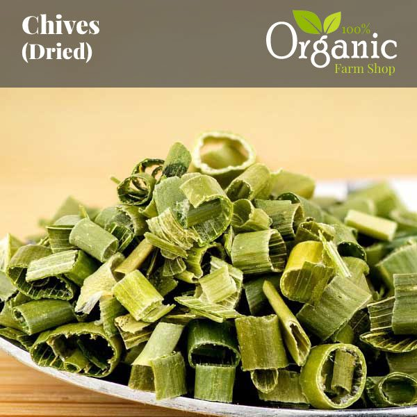Chives (Dried) – Certified Organic