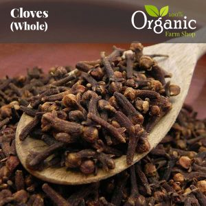 Cloves (Whole) - Certified Organic