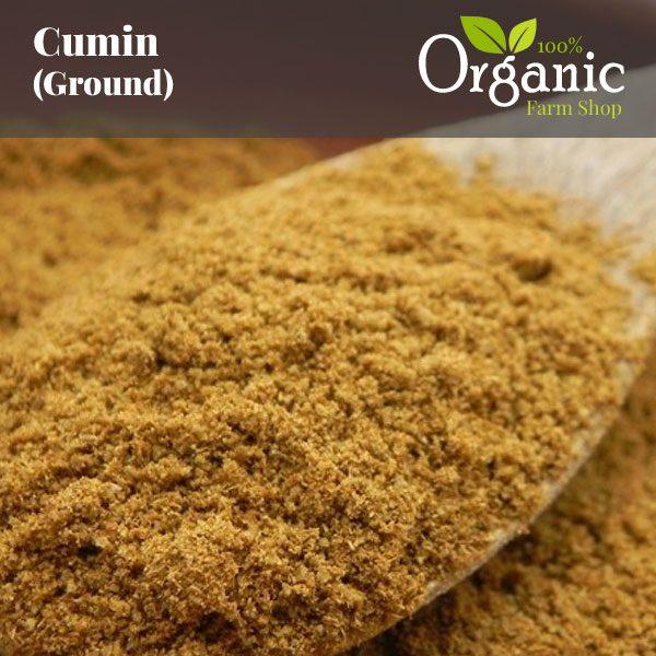 Cumin (Ground) - Certified Organic