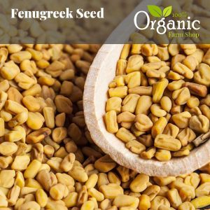 Fenugreek Seed (Whole) - Certified Organic