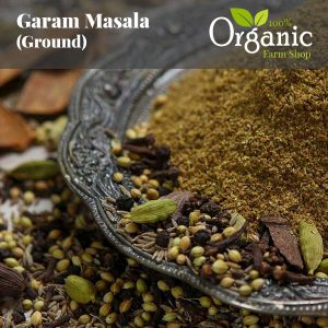 Garam Masala (Ground) - Certified Organic