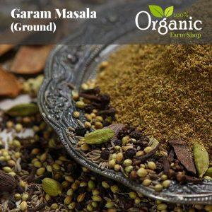 Garam Masala (Ground) - Certified Organic