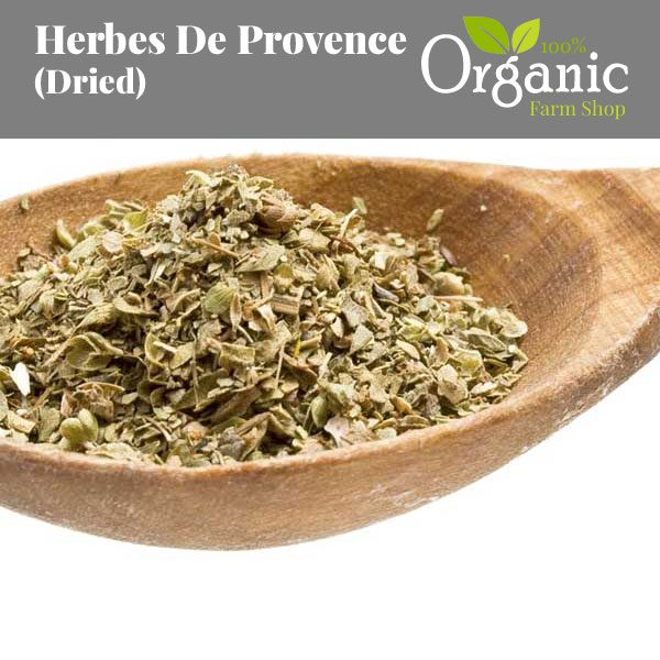 Herbes De Provence (Dried) - Certified Organic