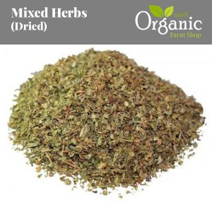 Mixed Herbs (Dried) - Certified Organic