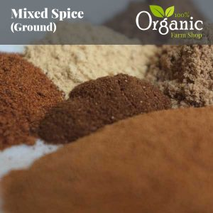 Mixed Spice (Ground) - Certified Organic