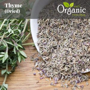 Thyme (Dried) - Certified Organic