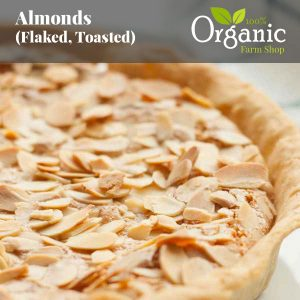 Almonds (Flaked, Toasted)