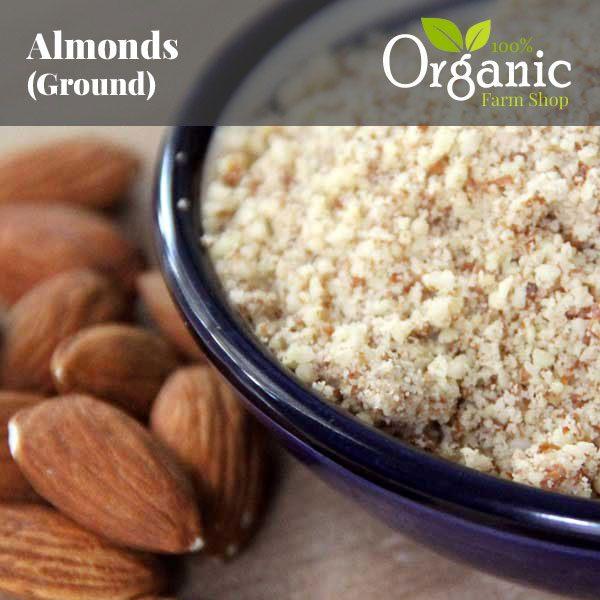 Almonds-(Ground)