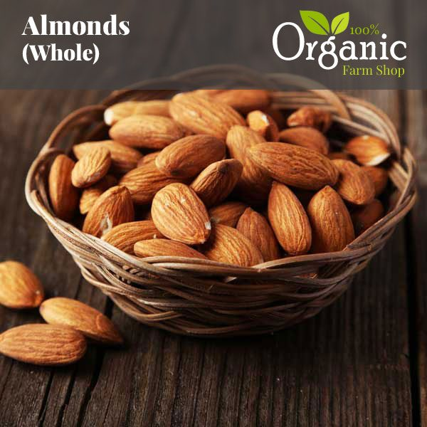 Almonds (Whole)