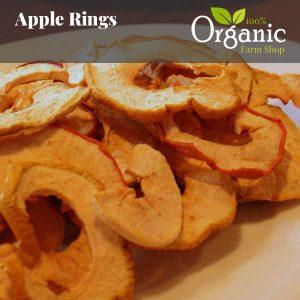Apple Rings - Certified Organic