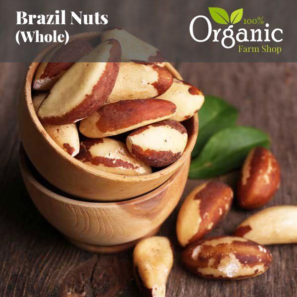 Brazil Nuts (Whole)