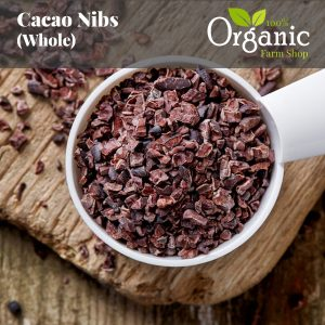 Cacao Nibs (Whole)