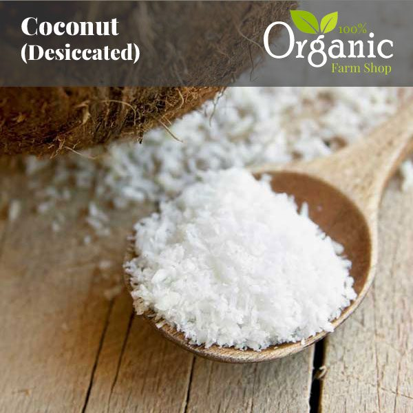 Coconut (Desiccated) - Certified Organic