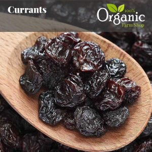 Currants - Certified Organic