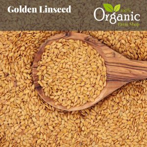 Golden Linseed  - Certified Organic