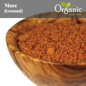 Mace (Ground) - Certified Organic