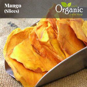 Mango Slices - Certified Organic