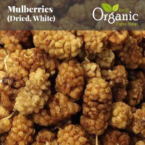 Mulberries - Certified Organic