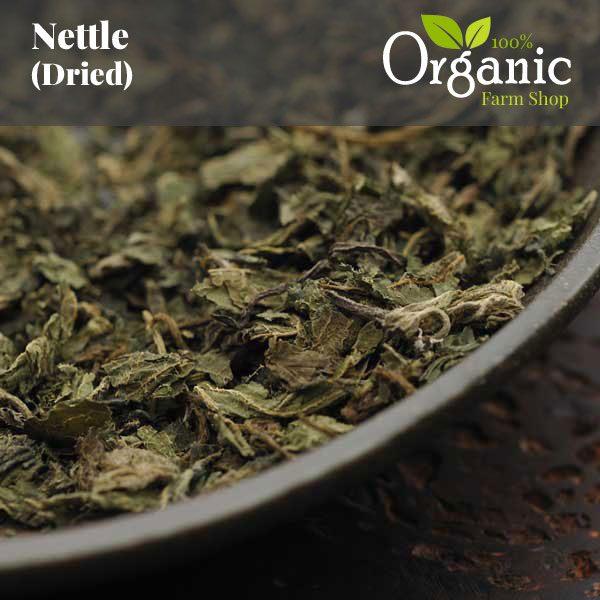 Nettle (Dried) - Certified Organic