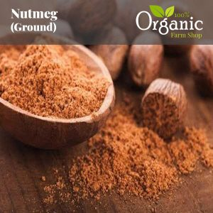 Nutmeg (Ground) - Certified Organic