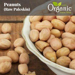 Peanuts (Raw Paleskin)