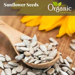 Sunflower Seeds - Certified Organic