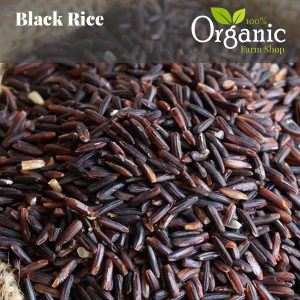 Black Rice - Certified Organic