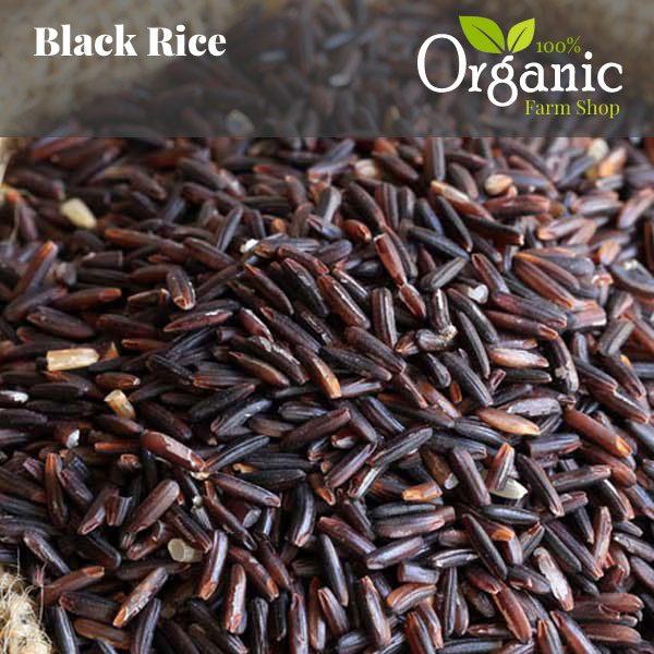 Black Rice - Certified Organic