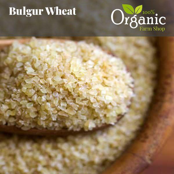 Bulgur Wheat - Certified Organic
