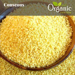 Couscous - Certified Organic