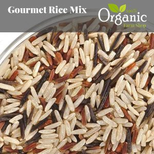 Gourmet Rice Mix - Certified Organic