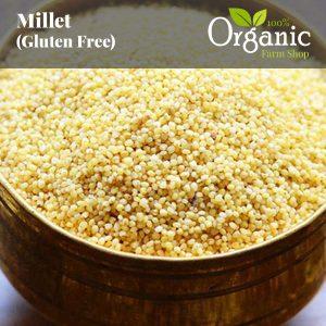 Millet - Certified Organic