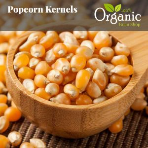 PopcornKernels - Certified Organic