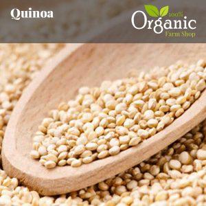 Quinoa - Certified Organic