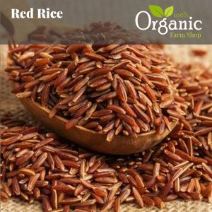 Red Rice - Certified Organic