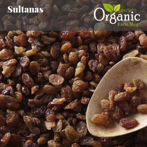 Sultanas - Certified Organic