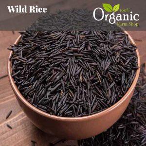 Wild Rice - Certified Organic