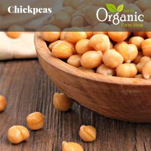 Chickpeas - Certified Organic
