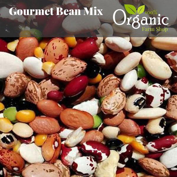 Gourmet Bean Mix - Certified Organic