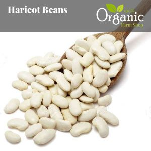 Haricot Beans - Certified Organic