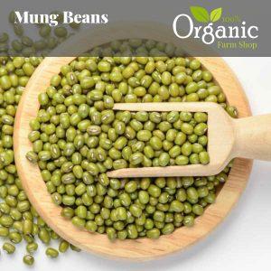 Mung Beans - Certified Organic