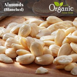 Almonds-(Blanched)