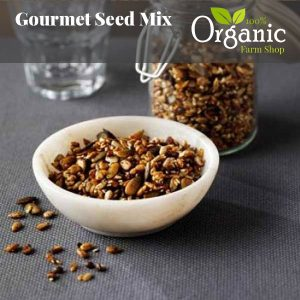 Gourmet Seed Mix - Certified Organic