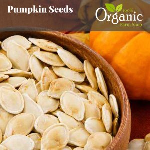 Pumpkin Seeds - Certified Organic