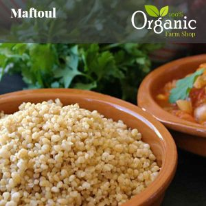 Maftoul - Certified Organic