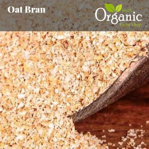 Oat Bran - Certified Organic