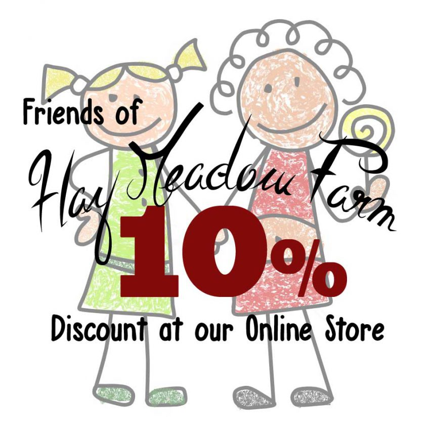 online shop discount for friends of hay meadow farm. Black Bedroom Furniture Sets. Home Design Ideas