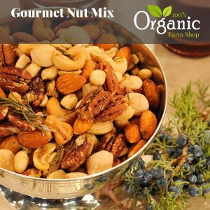 Gourmet Nut Mix